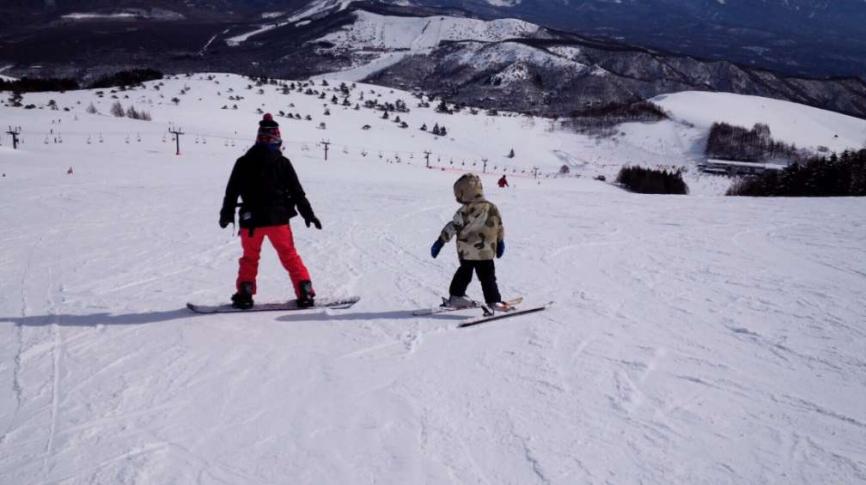 スキー場8
